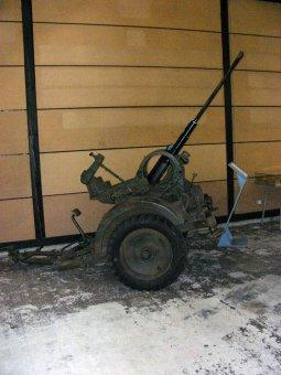2-cm-Flak Panzermuseum Munster
