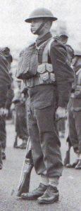 Gefreiter kanadische 1. Division