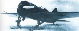Polikarpow I-16 Rata.