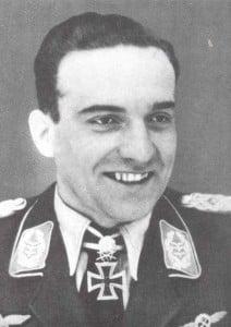 Stuka-Pilot Oberst Hans-Ulrich Rudel