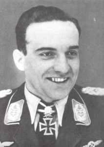 Stuka-Pilot Oberst Rudel