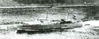 S-1, der Prototyp der deutschen Schnellboote