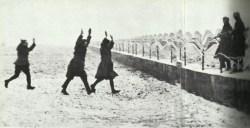 Elsässer laufen zu den deutschen Linien über