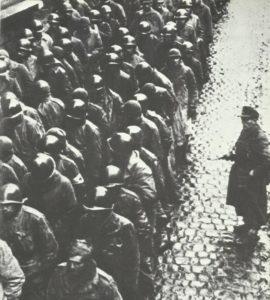 Gefangene Amerikaner Ardennenoffensive