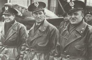 Polnische Piloten im Exil