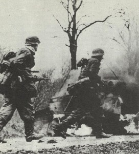 SS-Grenadiere Ardennen