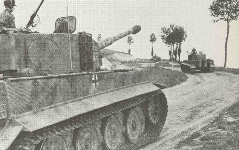 Waffen-SS-Divisionen 1-3