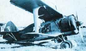 Polikarpow I-153