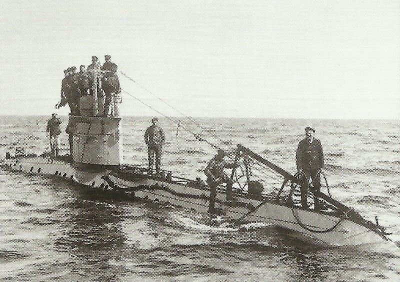 UB-1-Klasse
