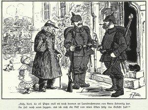Humor im 1. Weltkrieg