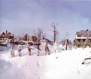 US-Patrouille Ardennen