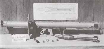 Erster produzierter Panzerschreck