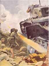 Panzerschreck aus der Propaganda-Illustrierte Signal