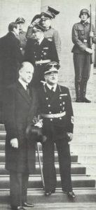 Sumner Welles vor Reichskanzlei