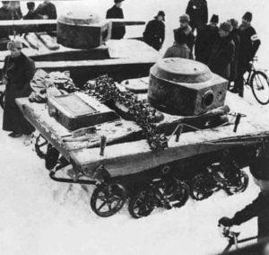 erbeutete T-37