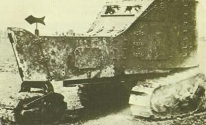 gepanzerter Schlepper Killen-Strait