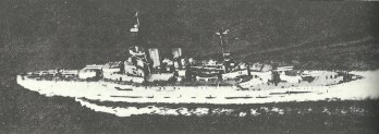 Schlachtschiff Malaya