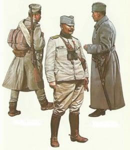 Serbische Armee 1914-1918