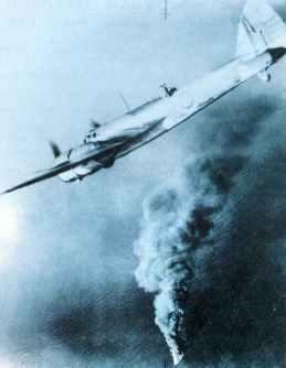 Bristol Blenheim-Bomber