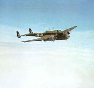 Handley Page Hampden I Bomber