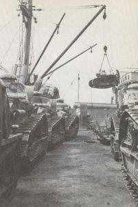 FT-17 Panzer für Finnland