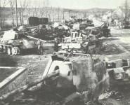 Schwere deutsche Verluste bei Gegenoffensive