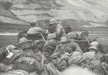 US-Truppen überqueren Rhein
