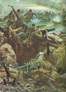Kanadier in der Zweiten Flandernschlacht