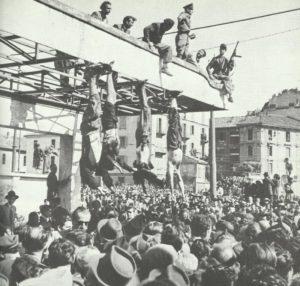 Das Ende Mussolinis
