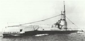 HMS Spearfish