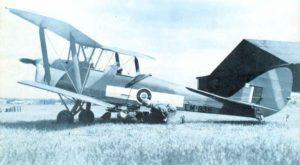 De Haviland DH82 Tiger Moth