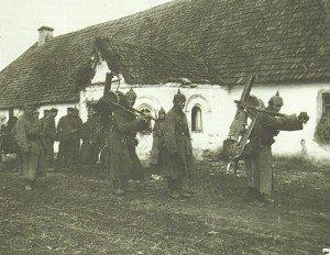 deutsche Maxim-MG-Schützen