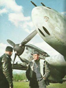 Bf 110 vor Start