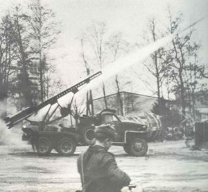 BM-13N Katjuscha