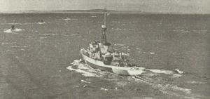 Kapitulation deutscher U-Boote