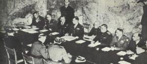Deutsche Kapitulation in Reims