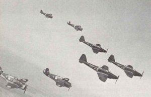 Fairey Battle-Bomber der englischen RAF