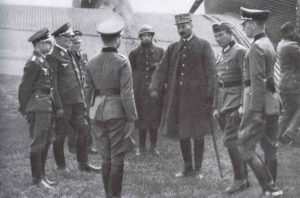 gefangengenommene französische General Giraud