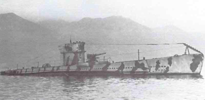 U-Boot Porfido