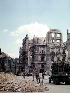 Berlin nach Kriegsende
