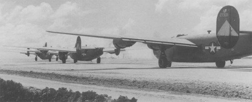B-24 Liberator des Far East Air Forces Command