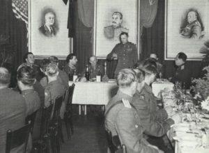 Essen Rokossowskis Potsdamer Konferenz