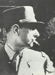 General de Gaulle in London
