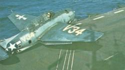 Grumman Avenger Torpedobomber