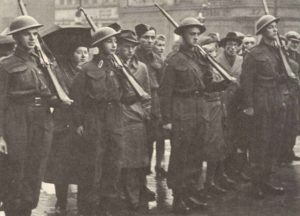 Appell der Londoner Home Guard