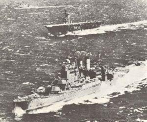 Kriegsschiffe der  Force H