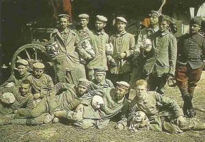 Deutsche Kriegsgefangene