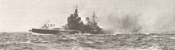Schlachtschiff Howe