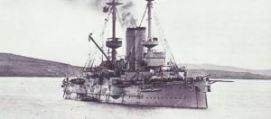 Panzerkreuzer 'Canopus'
