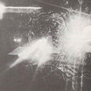 Bild vom ersten Nachtangriff der RAF auf Berlin